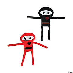Valentine Ninja Bendables