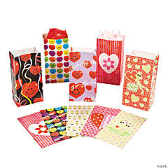 Valentine Paper Bag Assortment