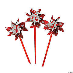 Valentine Pinwheels