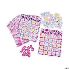 Valentineu0027s Day Bingo Game