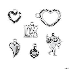 Valentine's Day Charm Assortment