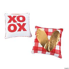 Valentine's Day Pillow Set