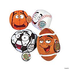 Valentine Sport Plush Balls