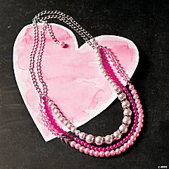 Valentine's Day Necklace Idea