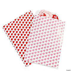 Valentine's Day Favor Bags