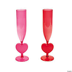 Valentine's Day Wine Glasses