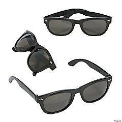 Value Black Nomad Sunglasses