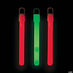 Value Glow Christmas Sticks