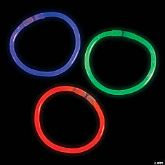 Value Glow Halloween Glow Bracelets