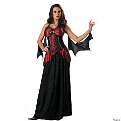 Vampira Adult Women's Costume