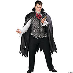 Vampire B Slayed Plus Size Costume for Men