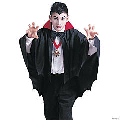 Vampire Child Costume For Boys