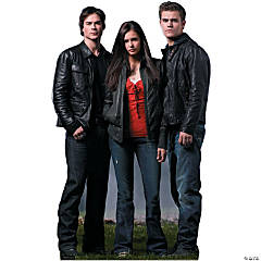 Vampire Diaries Group Stand-Up