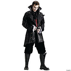 Vampire Jacket Costume for Men