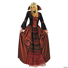 Vampire Queen Costume for Women