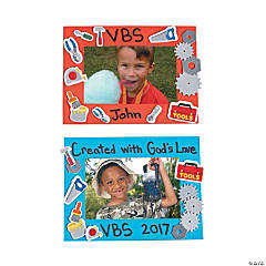 VBS Gears & Tools Picture Frame Craft Kit