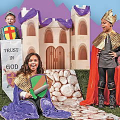 2014 VBS Mighty Kingdom
