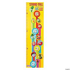 VeggieTales® Vertical Growth Chart