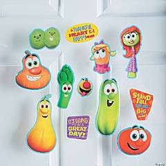 VeggieTales® Window Clings