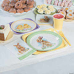 Vintage Easter Party Supplies