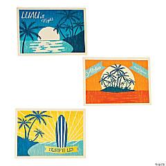 Vintage Luau Cutouts