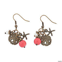 Vintage Nautical Earrings Craft Kit
