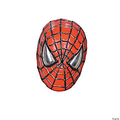 Vinyl Spiderman Mask