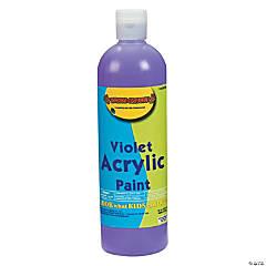Violet Acrylic Paint