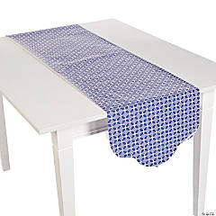 Violets Table Runner