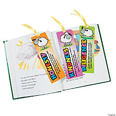 Virtues For Ewe Bookmarks