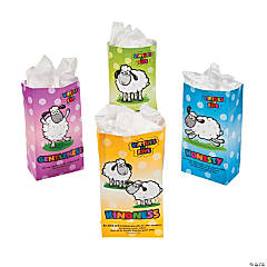 """Virtues For Ewe"" Treat Bags"