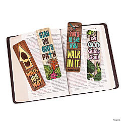 Walk His Way Bookmarks