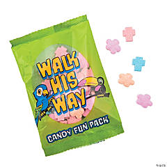 Walk His Way Candy Fun Packs