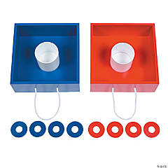 Washer Ring Toss Game