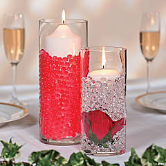 Water Beads Centerpiece Idea