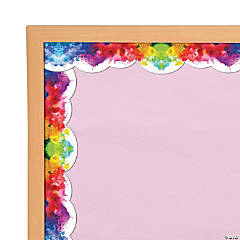 Watercolor Bulletin Board Borders