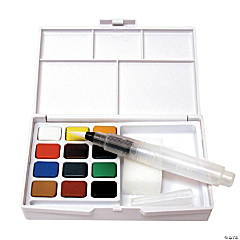 Watercolor Pocket Field Sketch Box Set