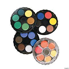 Watercolor Wheel Stack Pack