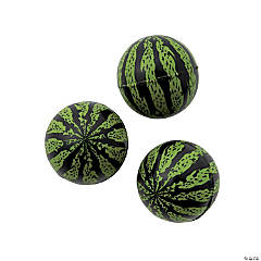 Watermelon Bouncing Balls