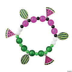 Watermelon Bracelet Craft Kit