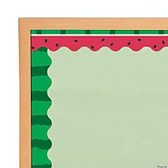 Watermelon Bulletin Board Borders