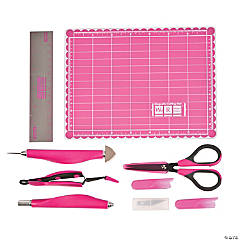 We R Memory Keepers™ Mini Tool Kit with Magnetic Mat