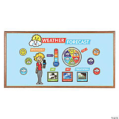 Weather Mini Bulletin Board Set