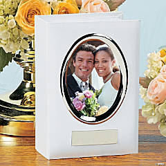 Wedding Album with Picture Frame