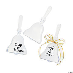 Wedding Bell Clappers
