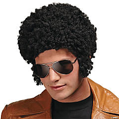 Welcome Back Afro Wig