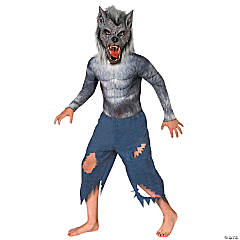 Werewolf Costume for Children