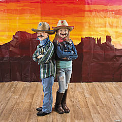 Western Fun Photo Booth Idea