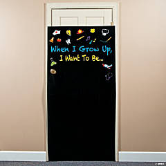 When I Grow Up Door Banner