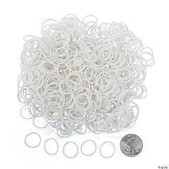 White Fun Loops Refill